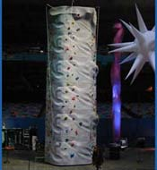 Portable Rock Climbing Wall