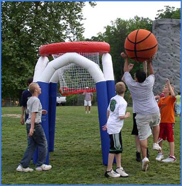 Monster Basketball Sports Game